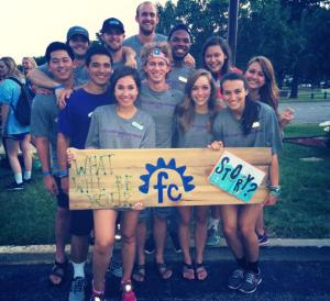 The summer wouldn't have been nearly as successful without having the rest of the Frog Camp Director Board.