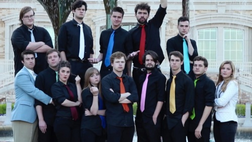 The improv group Senseless Acts of Comedy is one of the many student organizations on campus.