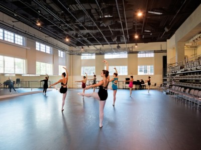A major in Ballet exemplifies just how varied the academic programs at TCU can be!
