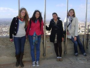 Studying abroad is always a memorable time for TCU students.