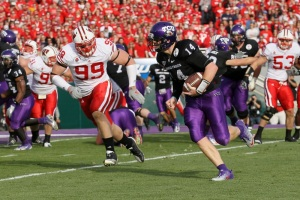 TCU's Rose Bowl win in 2011 definitely stands out in the minds of many of our counselors.