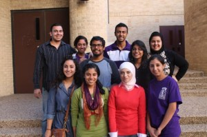 The Muslim Student Association is one of many religious student organizations on campus.
