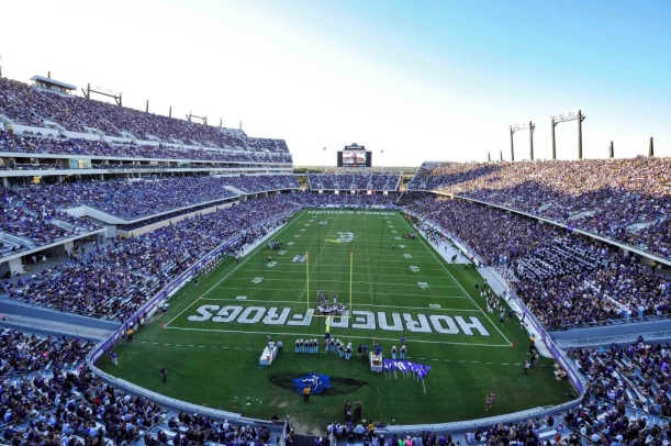 Major NCAA Division 1 sports are incredibly rare at a school the size of TCU.